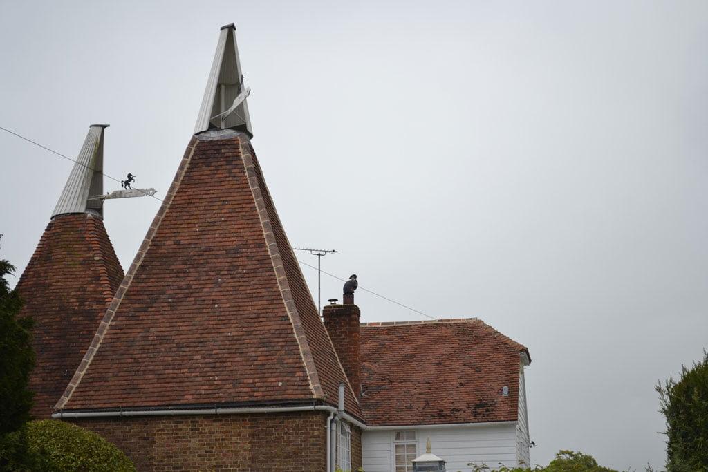 Tenterden Roofing Bargeboards Thorn Oast