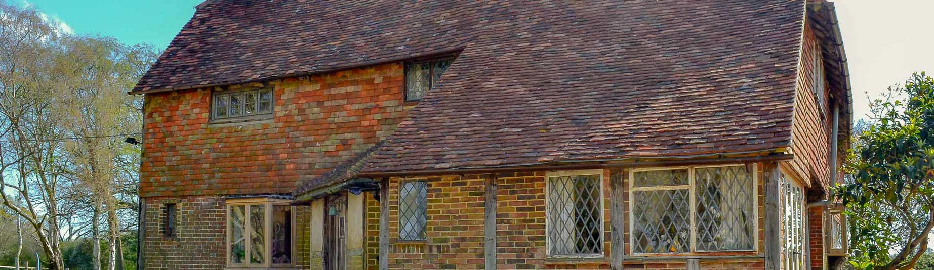 Conservation Roofing Contractors In Kent Tenterden Roofing