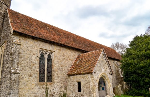 Tenterden Roofing - Church of St Margaret, Hothfield, Kent