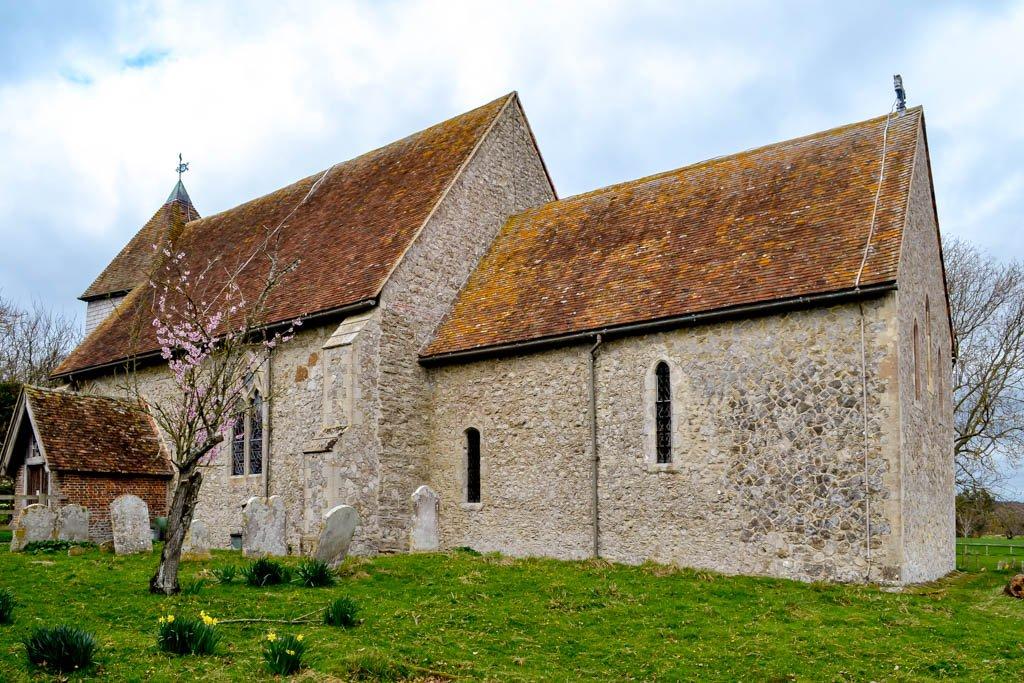 Tenterden Roofing - Church Of St Peter And St Paul, Bilsington, Kent