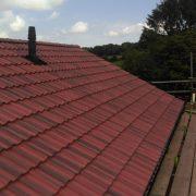 Tenterden Roofing Concrete Interlocking Tiling