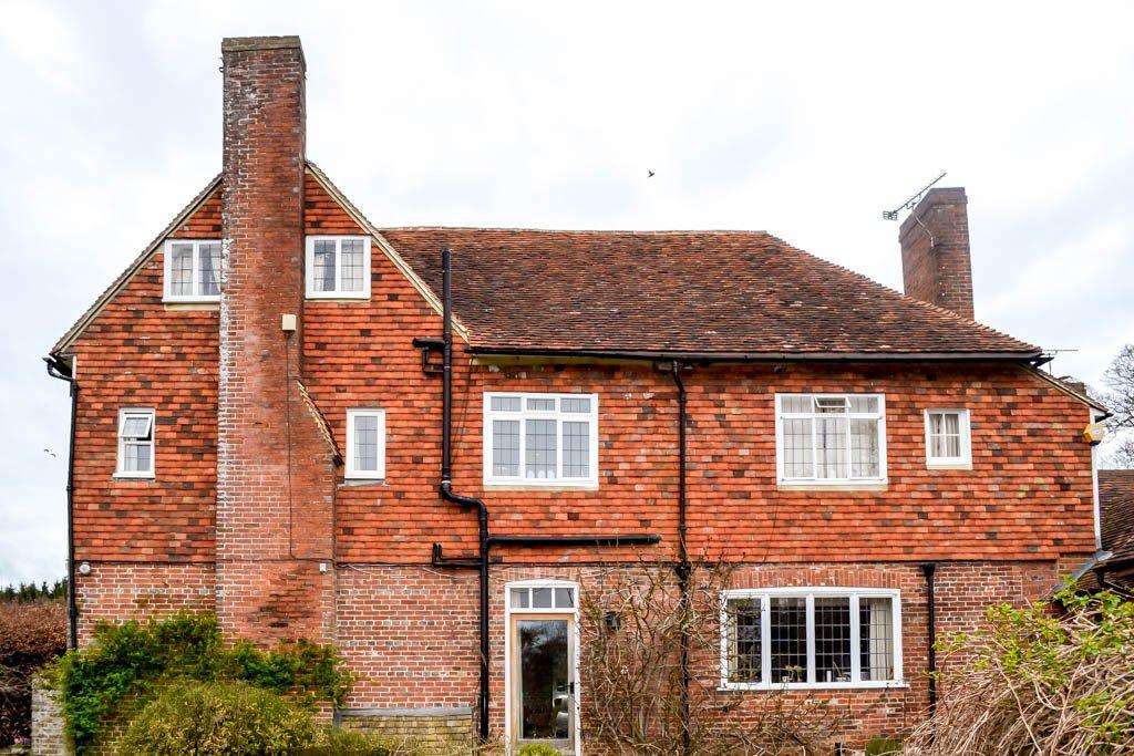 Tenterden Roofing - Goddards Green House, Goddards Green, Benenden, Kent