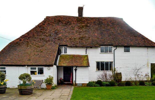 Tenterden Roofing - Lime Tree House, Goudhurst, Kent