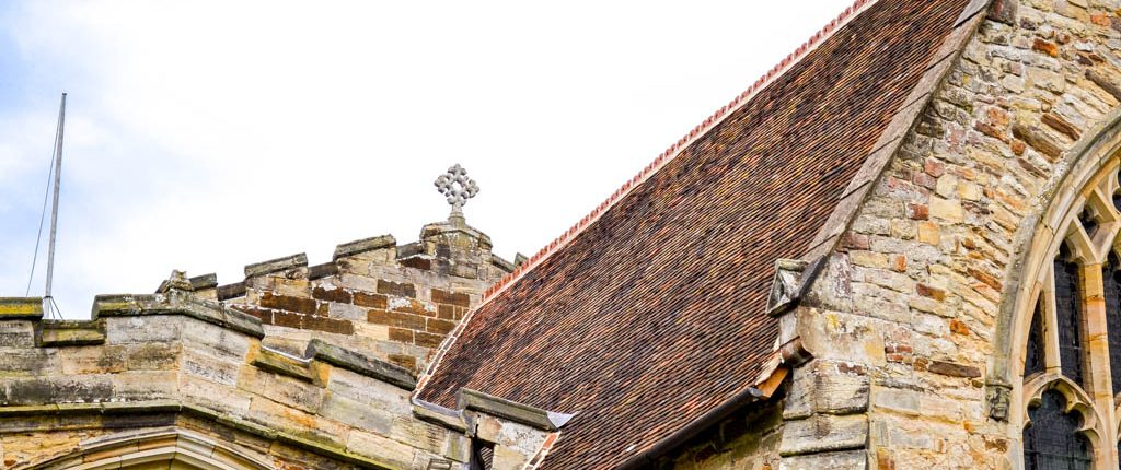 Tenterden Roofing - St Dunstans Church Roof