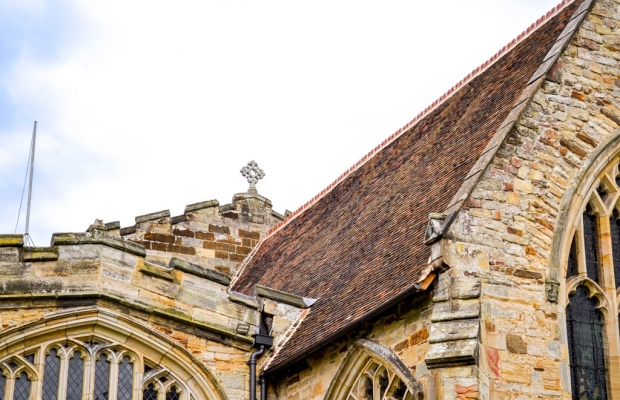 Tenterden Roofing - St Dunstans Church Roof