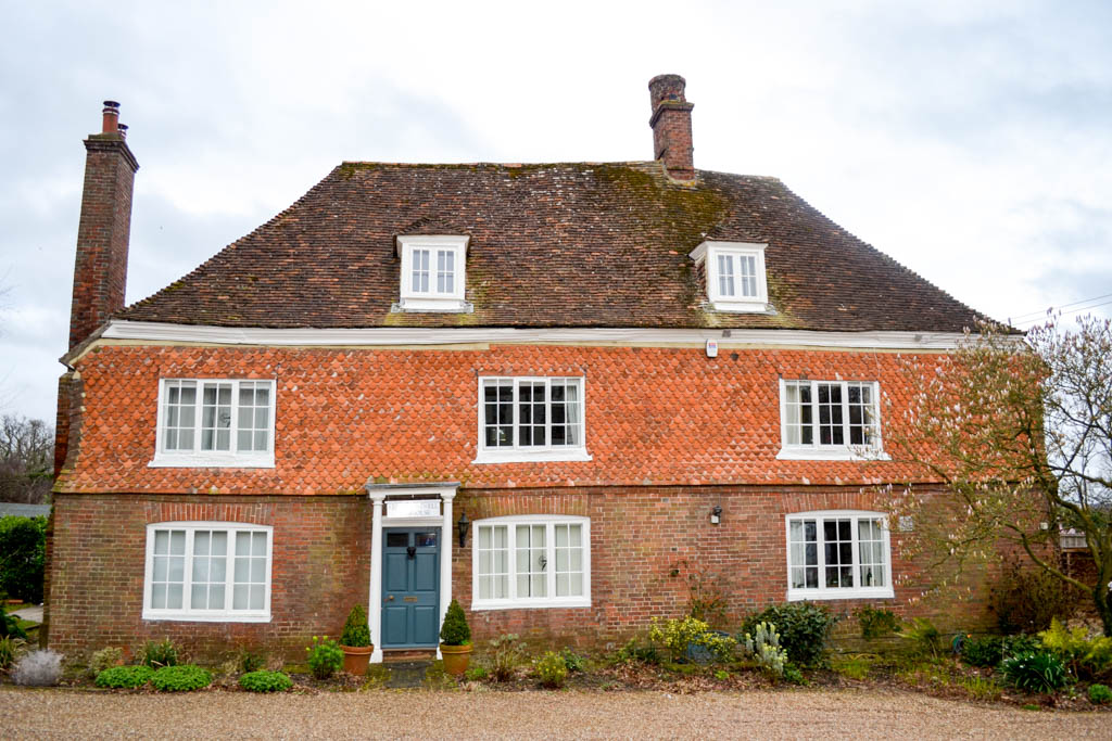 Tenterden Roofing - Westwell Farmhouse, Tenterden, Kent