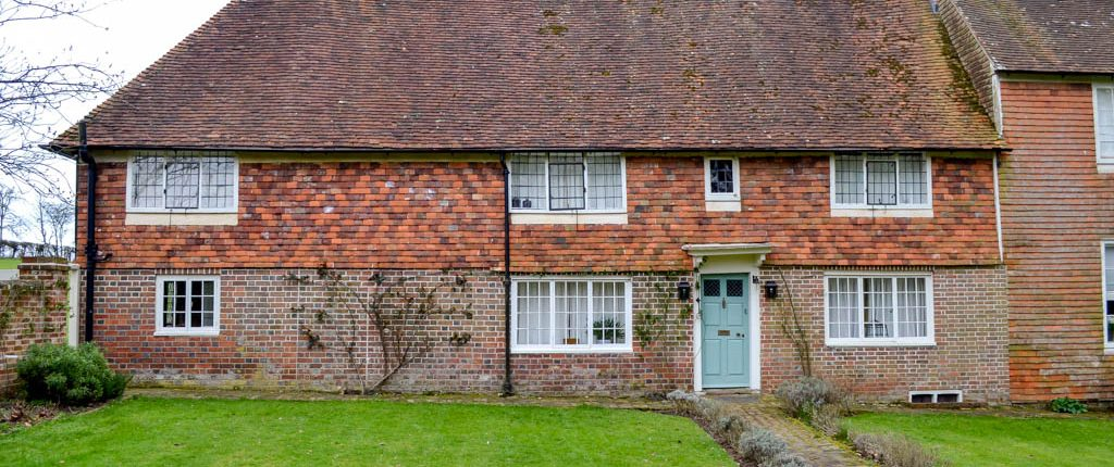 Tenterden Roofing - Windsor Farmhouse, Rolvenden Layne, Kent