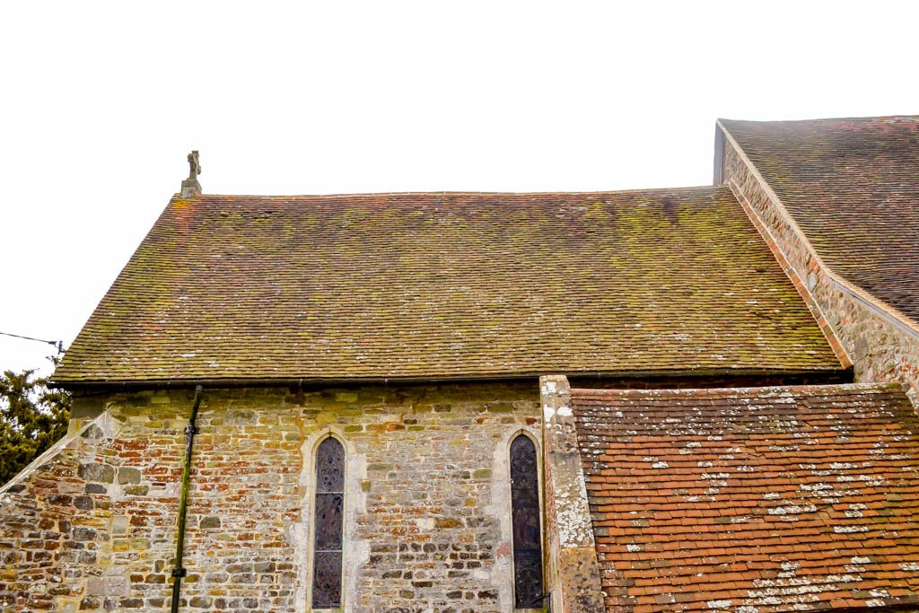 Tenterden Roofing - The Church Of St Peter And St Paul, Peasmarsh, East Sussex