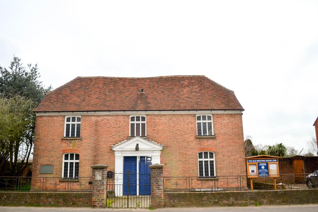 Tenterden Roofing - The Old Meeting House, Tenterden, Kent