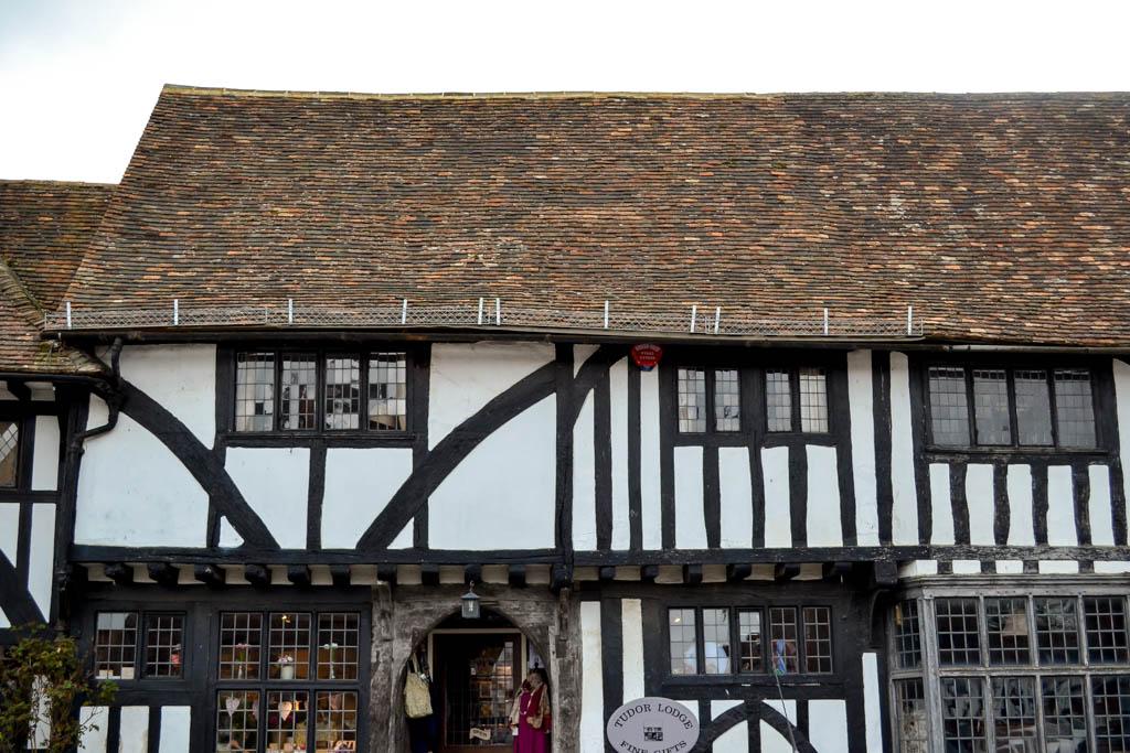 Tenterden Roofing - Tudor Lodge, Chilham, Ashford, Kent
